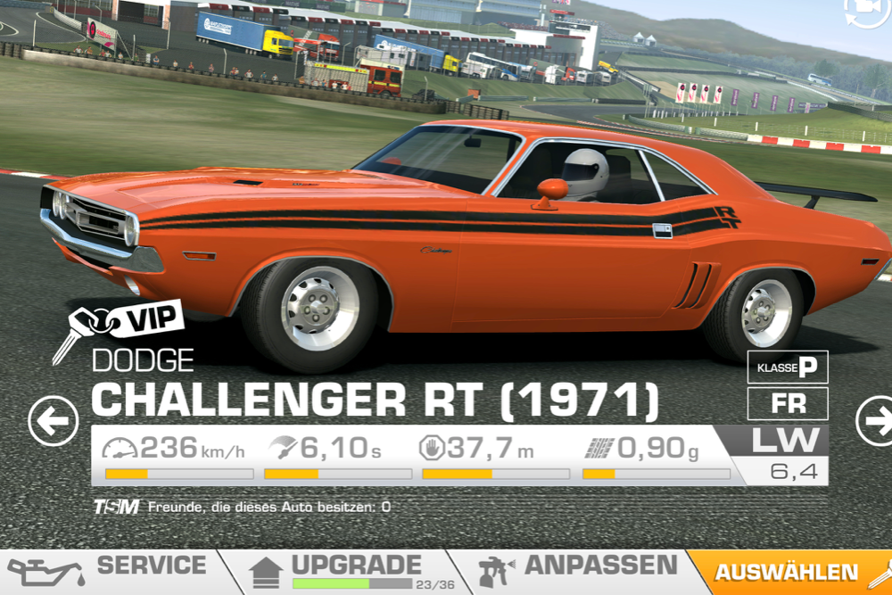 Dodge ´71Challenger RT