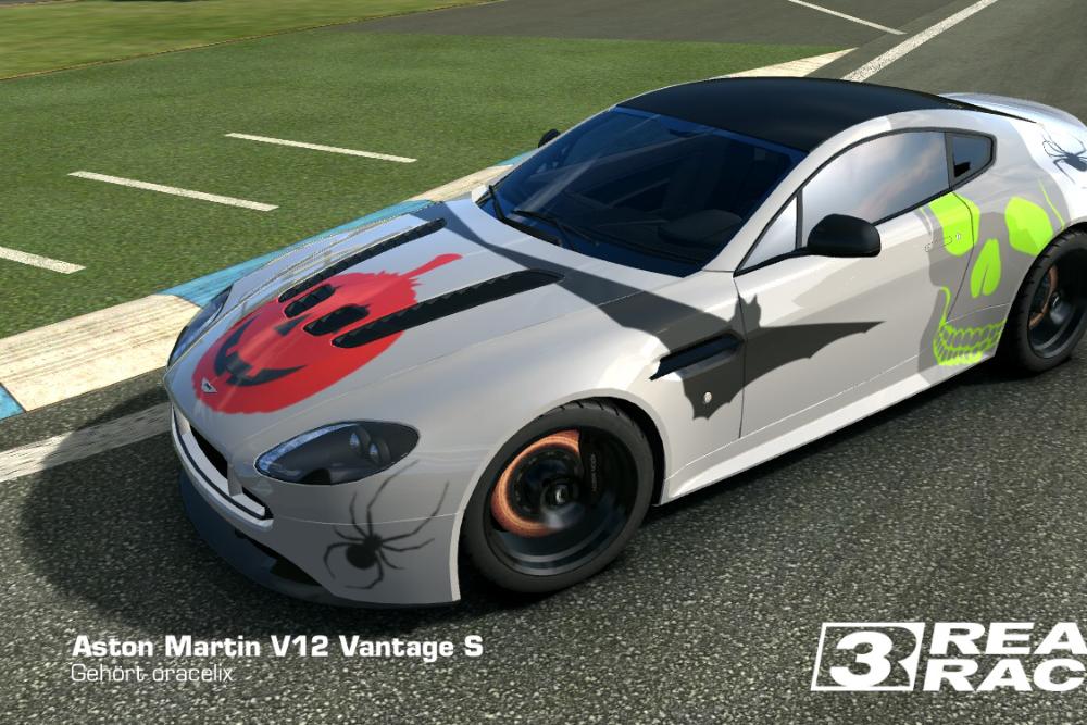 wagenpark: aston martin v12 vantage s - real racing 3 - realracing.ch