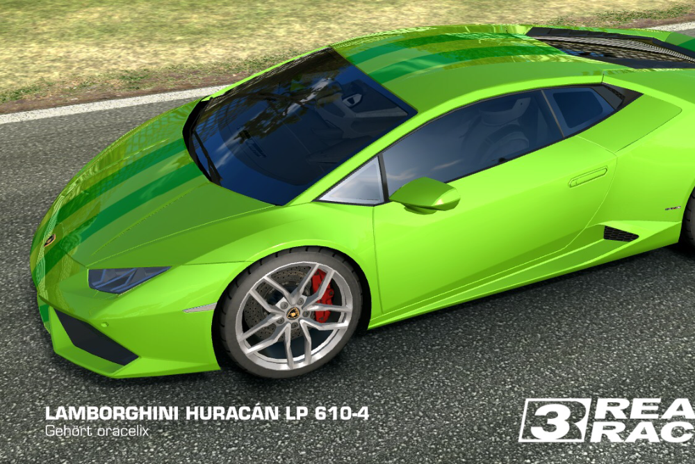 Lamborghini Huracn Lp 610 4 Real Racing 3 Lamborghini Super Car