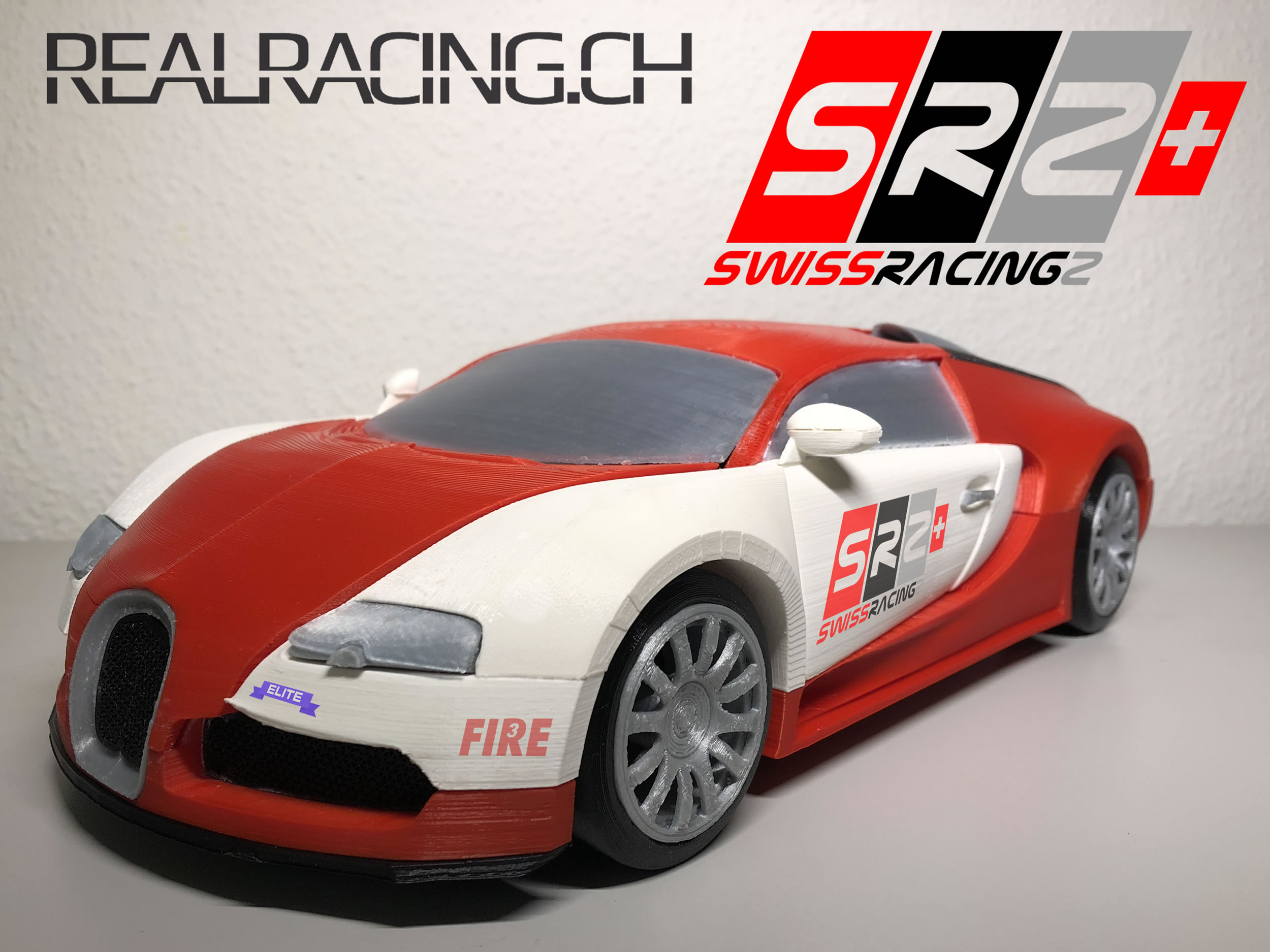 Swiss Racing 2 Teamwagen 2018/19